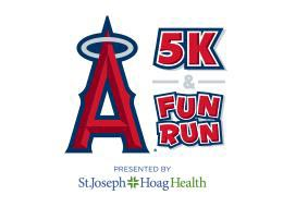 Angels 5k Fun Run