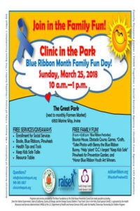 Blue Ribbon Month Family Fun Day - OC Great Park @ The Great Park | Irvine | California | United States